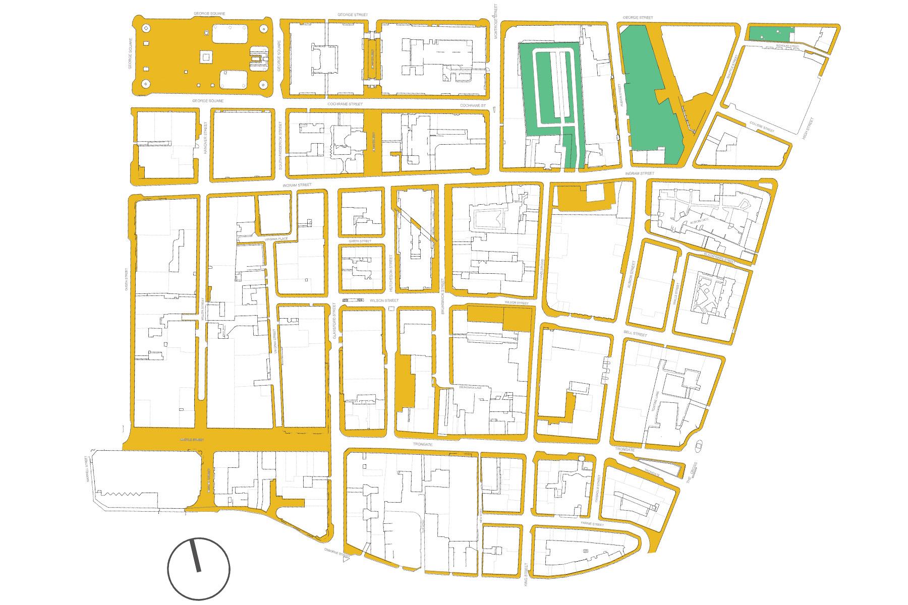 Streets of Merchant City