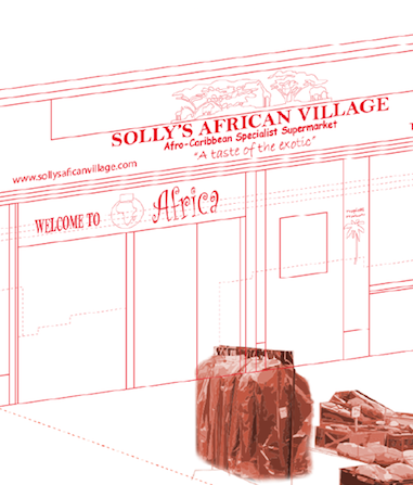 Spaces of Migration: An Inventory of Small-Scale Food Establishments 1