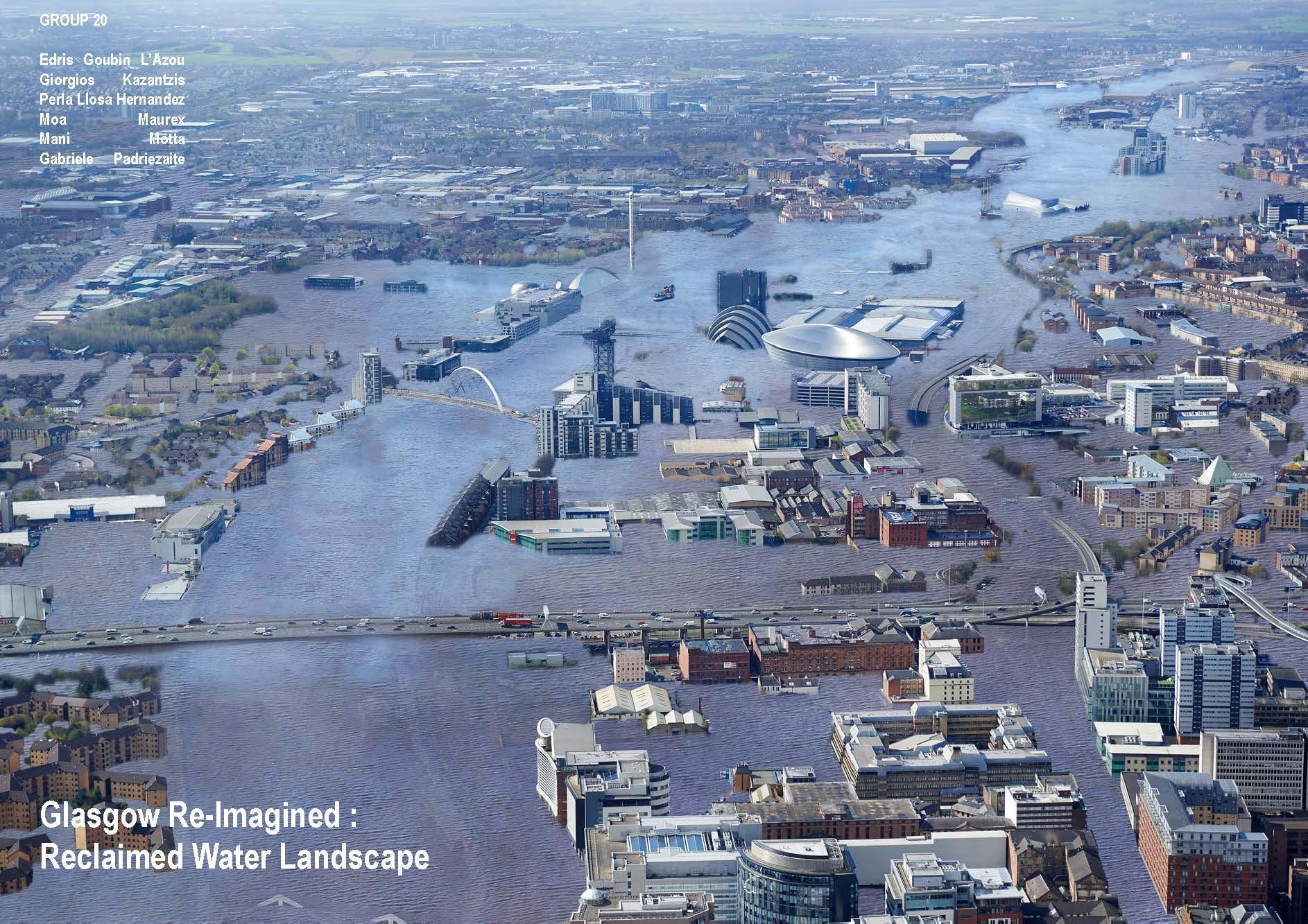 Reclaimed Water Landscape