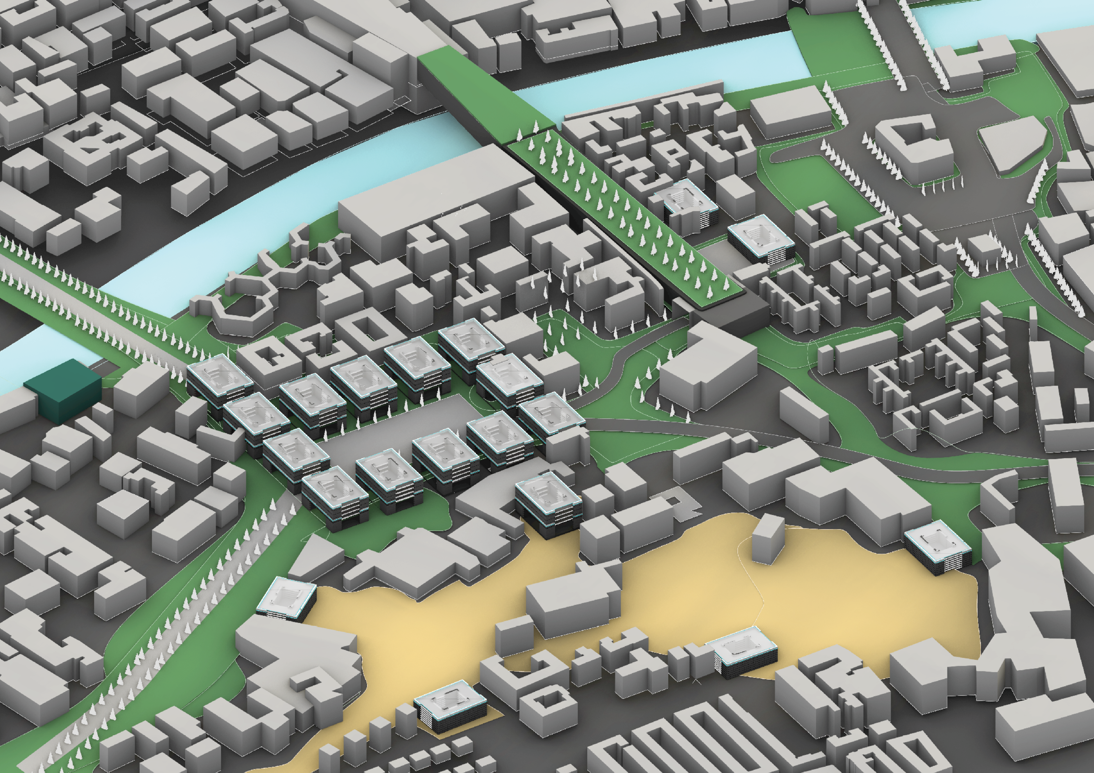 Regenerating the South-Side of Glasgow