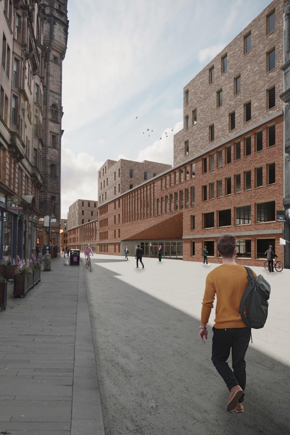 Urban Hybrid: The Redesign of the Urban Block