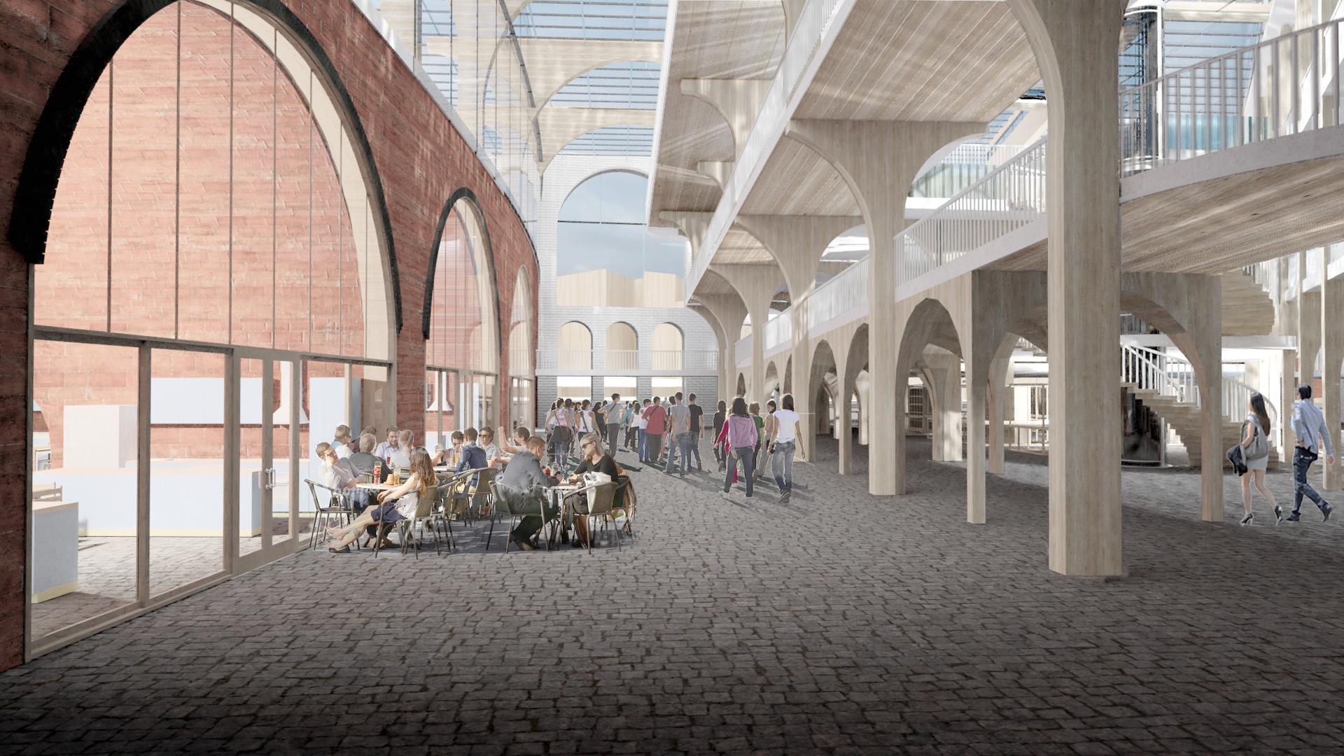 Bridgegate Market Meets the Union Highline